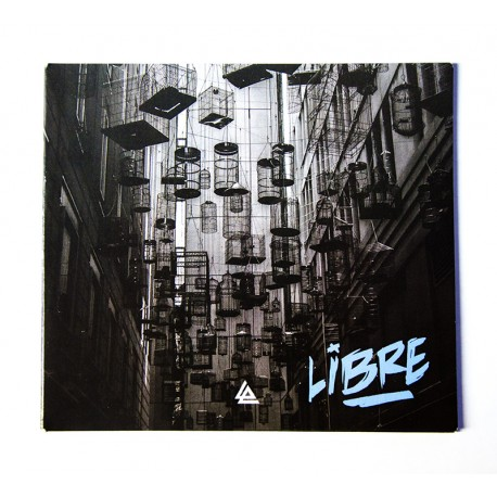 Album CD Libre - L'Epicerie